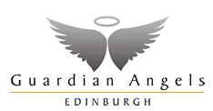 Edinburgh Guardian Angels logo